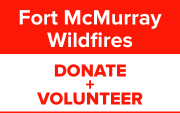 Help those affected by the Fort McMurray wildfires