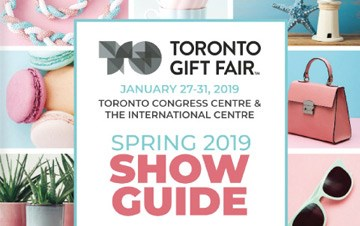 Your Spring 2019 show guide has arrived!