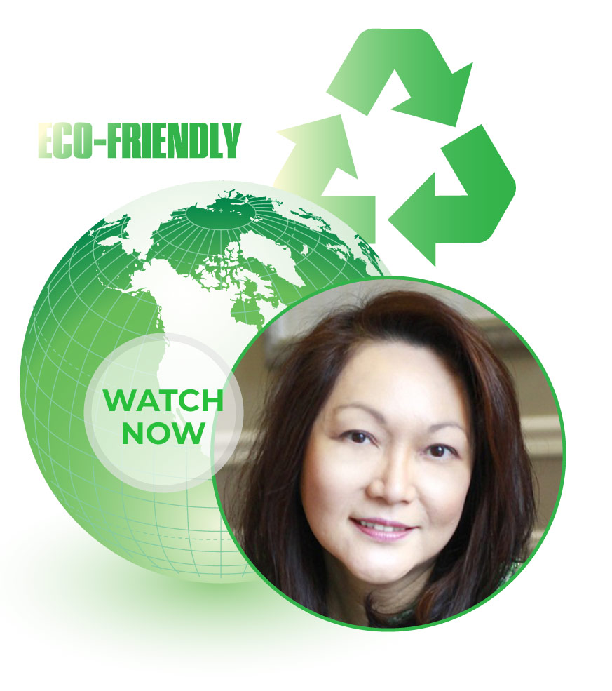 Natalie Tan VLOG - Going Green