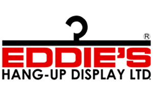 Eddie's Hang-Up Display logo