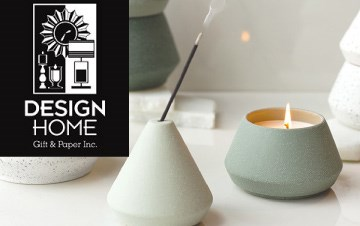 Light Up the Holidays with a New Collection from Design Home Gift & Paper Inc.