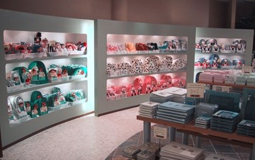 Creating effective retail displays
