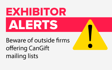 Don't be deceived by companies not affiliated with CanGift