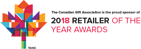 CanGift 2017 Retailer of the Year Awards