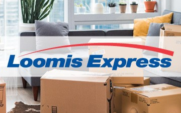 LOOMIS EXPRESS – Reduced Residential Surcharge for CANGIFT MEMBERS