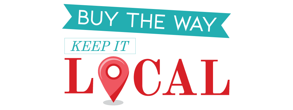 Buy The Way, Keep It Local