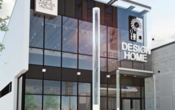 Check Out Design Home's Amazing Corporate Showroom